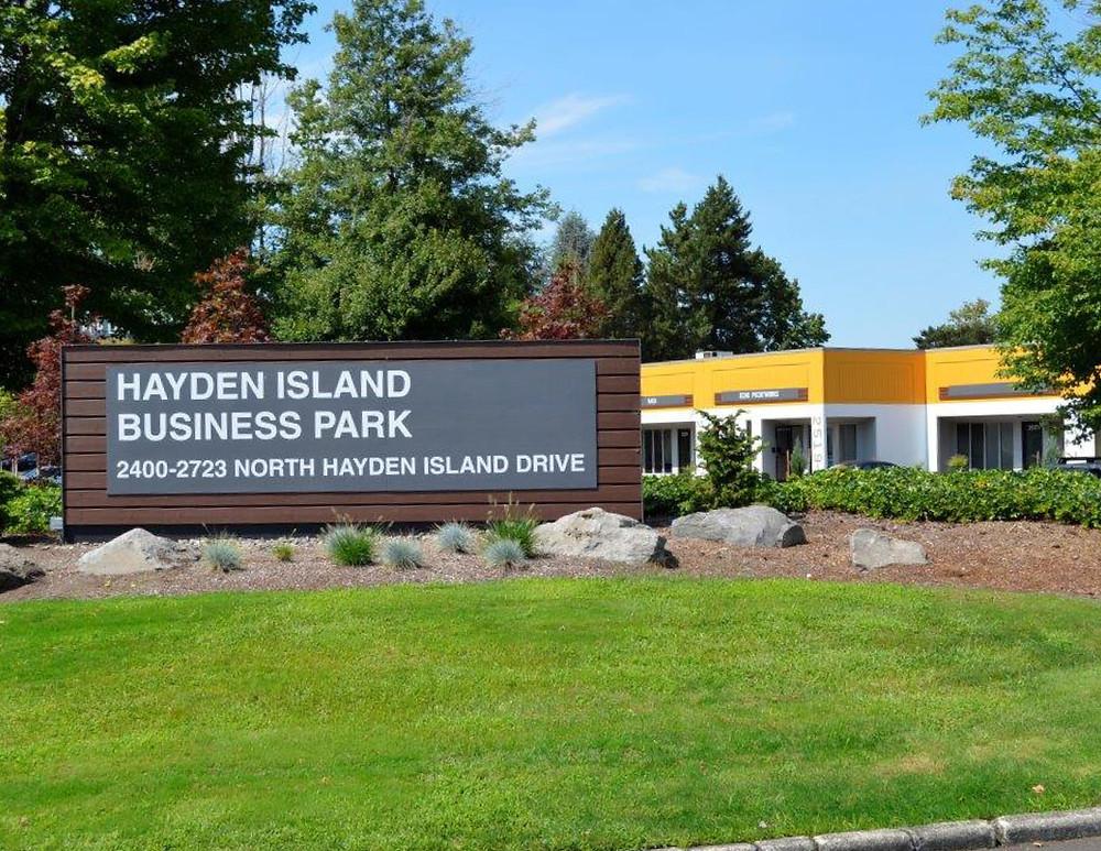 Hayden Island Business Park