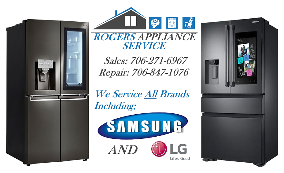 Appliance Sales Parts And Service