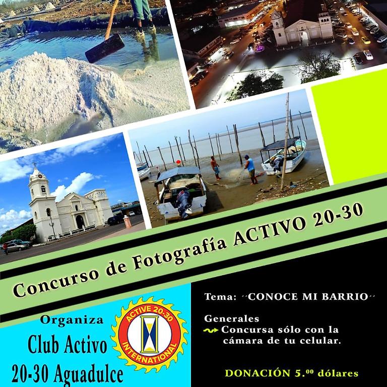 """Concurso de fotografía activo 20-30 """"CONOCE MI BARRIO"""" (1)"""