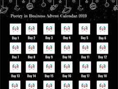 Poetry in Business™: Advent Calendar Conversations
