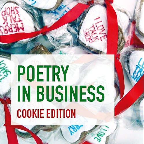 Poetry in Business™ - Cookie Edition