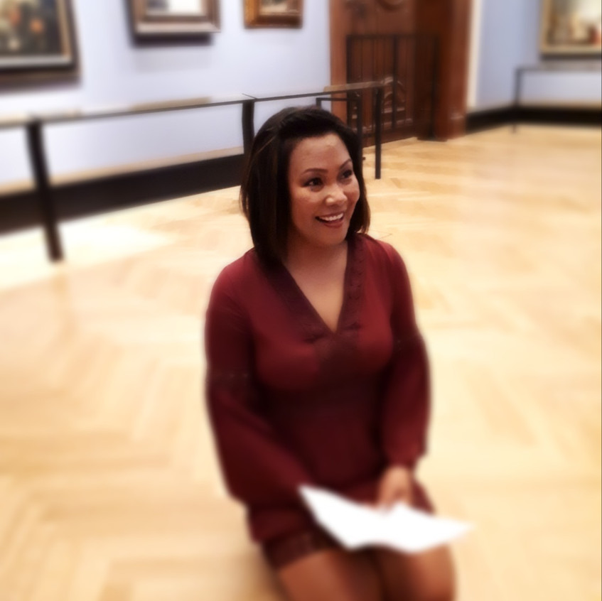 Poetry in Business - Lovelyn Andrade