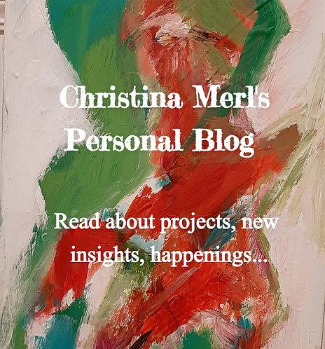 Christina Merl's Blog