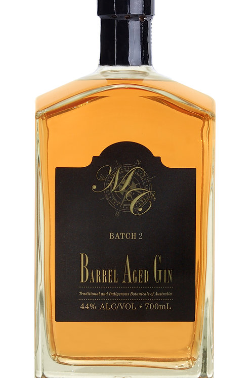 Mount Compass Barrel Aged Gin Batch - 2