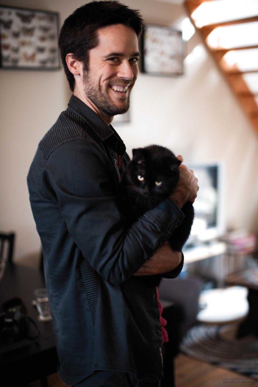 Quentin et le chat