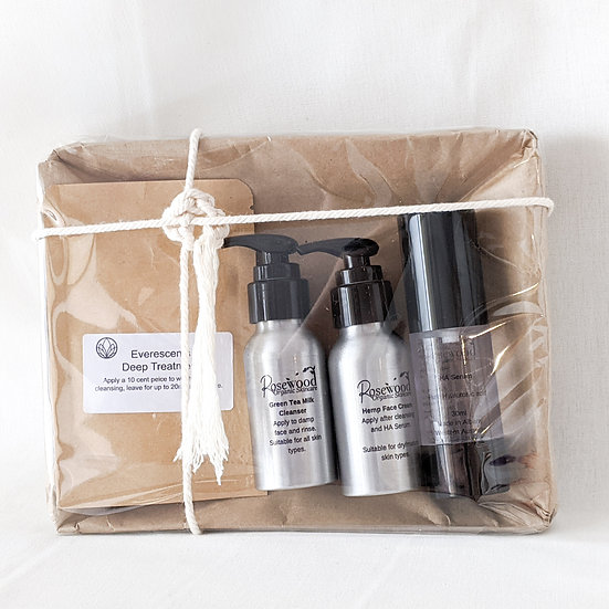 Treat her- skin and hair treat pack