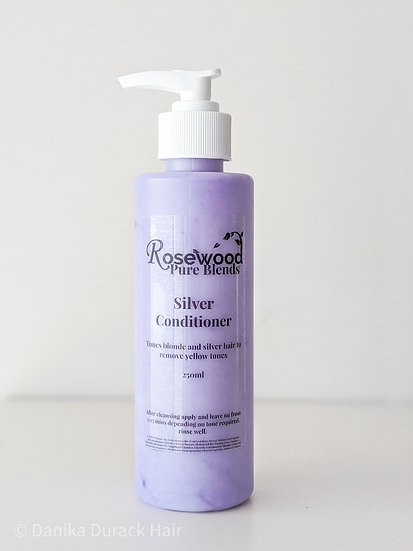 Rosewood Pure Blends Silver Conditioner