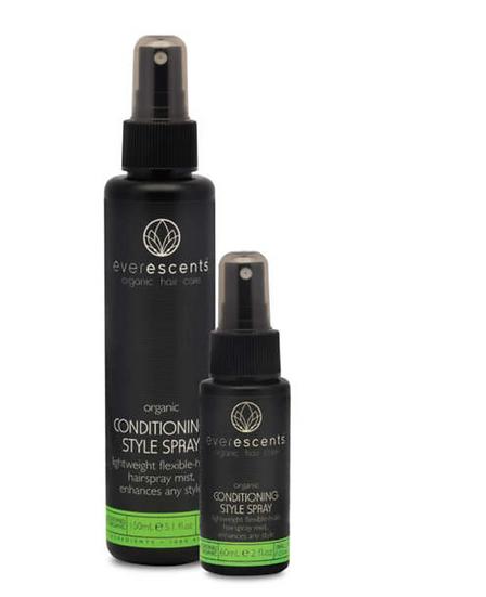 Conditioning style spray