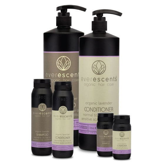 ORGANIC LAVENDER-dry or sensitive scalp conditions 250ML