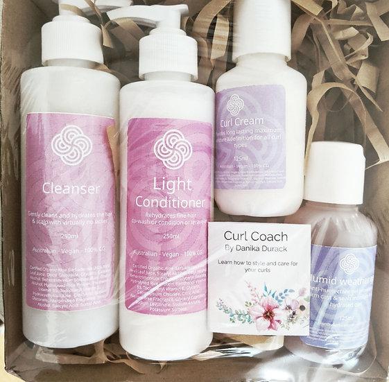 Curls Clevercurl gift set