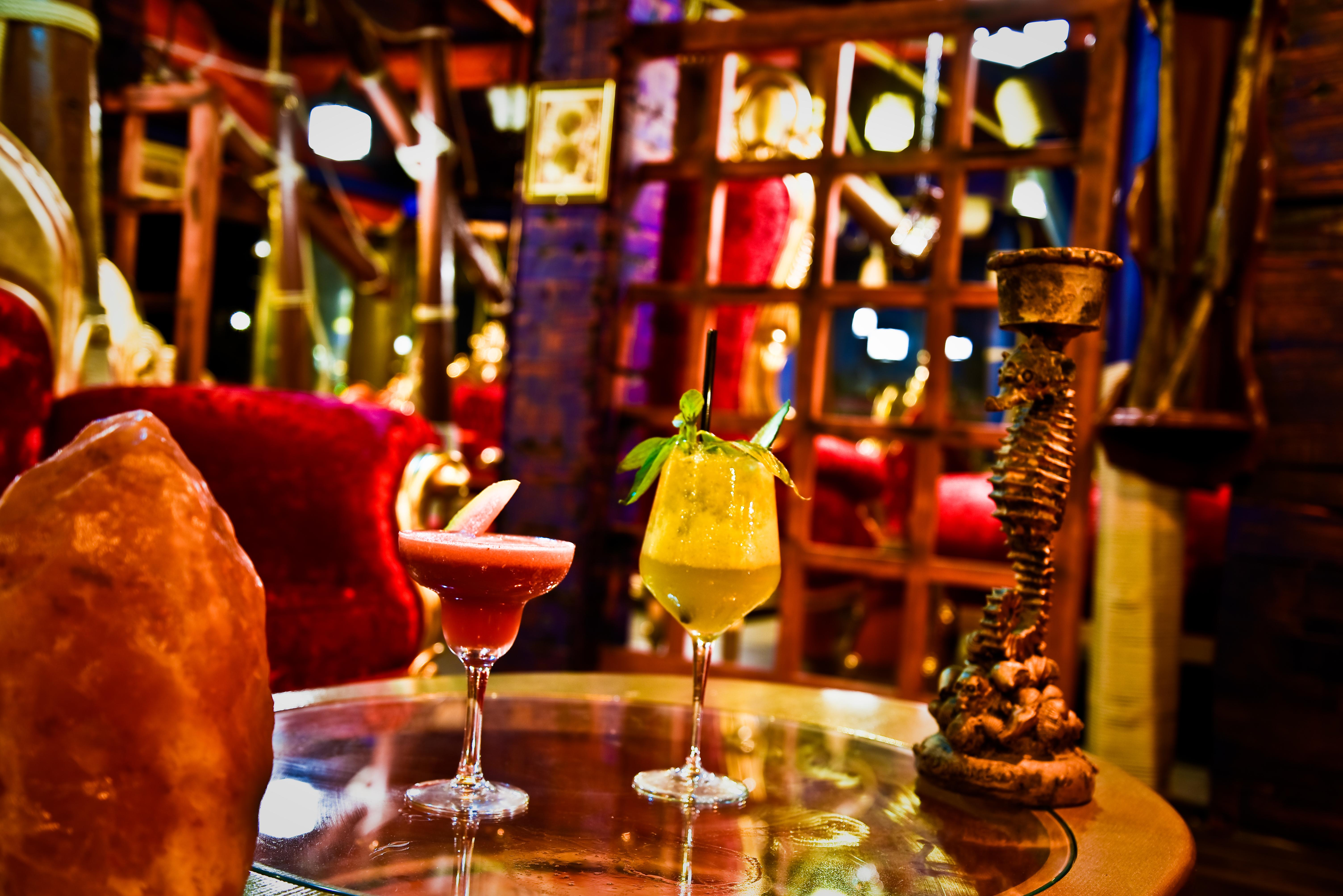 cocktail au cap d'agde