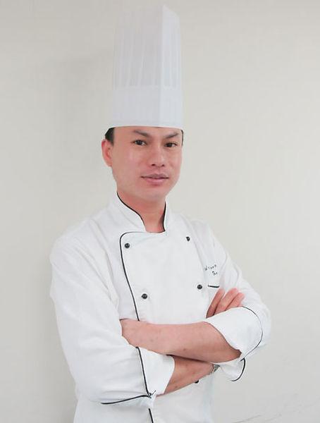 Chef Sam of Bun & Boa Studio