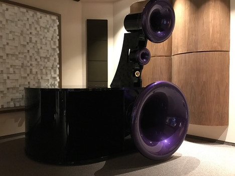 Cessaro Acoustics at Purité Audio