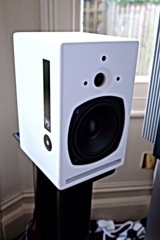 PSI Audio's A17-M monitors