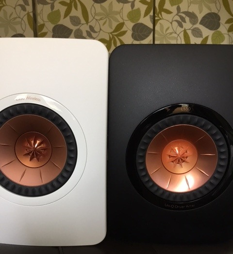 LS50 passive and active