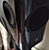 Kii THREE active loudspeaker mineral grey at Purité Audio
