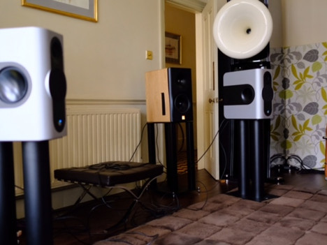 Comparing loudspeakers is a serious business!