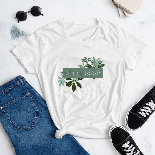 'Plant Babe' T-Shirt