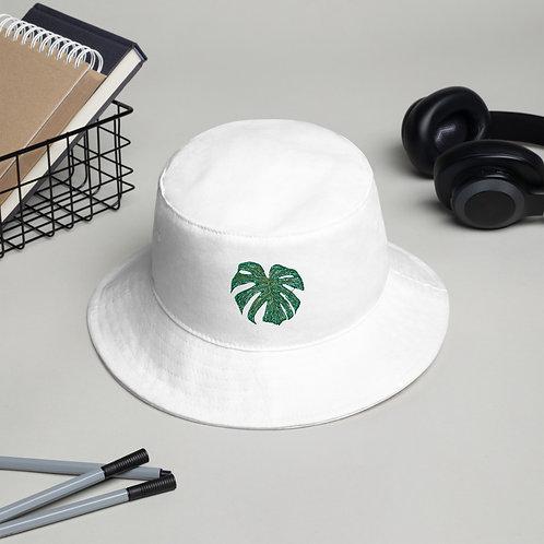 Monstera Leaf Bucket Hat