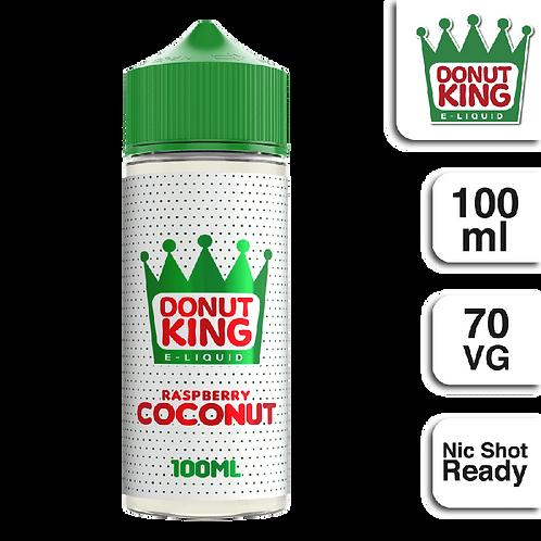 RASPBERRY COCONUT BY DONUT KING 120MI