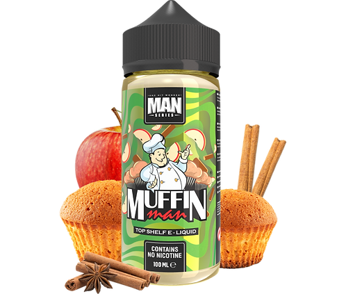 MUFFIN MAN 120ML - ONE HIT WONDER