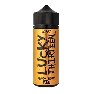 LEMON BERRY PIE LUCKY 13 120 ML