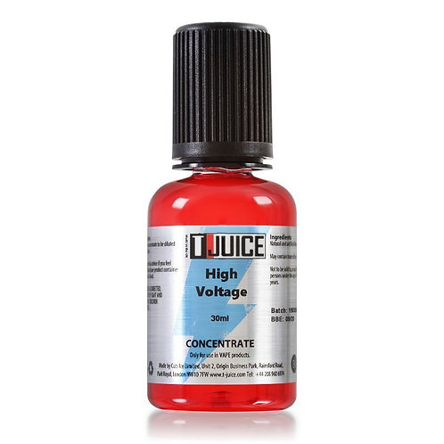 HIGH VOLTAGE 30ML CONCENTRATE