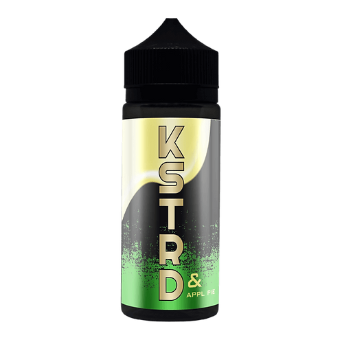 KSTRD APPL PIE 120ML SHORTFILL