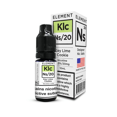 KEY LIME COOKIE 10ML NIC SALTS