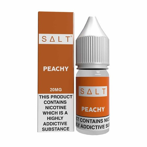 PEACHY 20MG SALT BY JUICE SAUZ