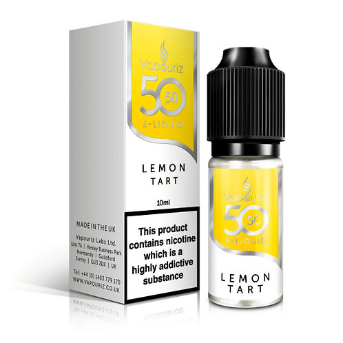 LEMON TART 10ML