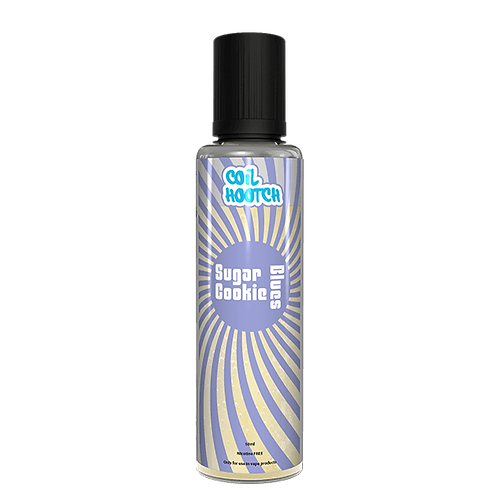 SUGAR COOKIE BLUES 60ML SHORTFILL INC NIC SHOT