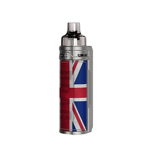 DRAG S POD KIT BY VOOPOO - SILVER KNIGHT