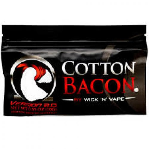COTTON BACON BY WICK N VAPE