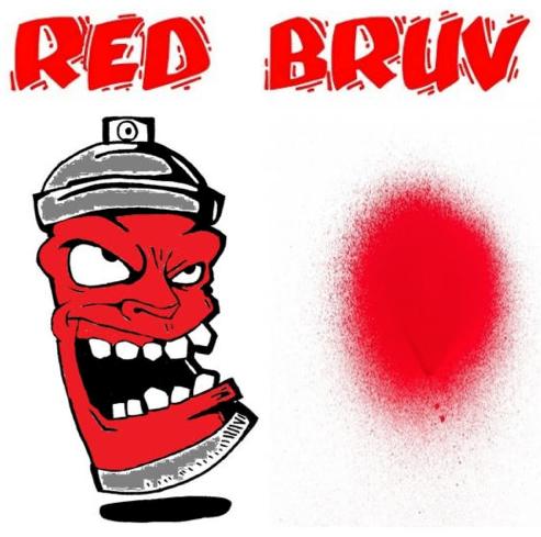 RED BRUV 60ML SHORTFILL