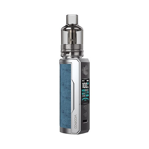 PRUSSIAN BLUE - DRAG X PLUS KIT BY VOOPOO