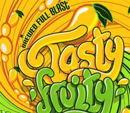TASTY FRUITY 120ML