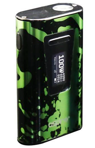 TYPHOON 100 MOD ONLY BY ASPIRE IN GREEN CAMO
