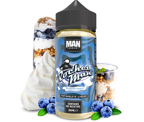 ROCKET MAN 120ML - ONE HIT WONDER