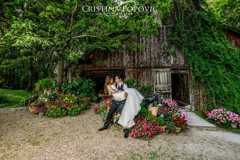 Wedding at the Paradise Park,  Oregon, Mo
