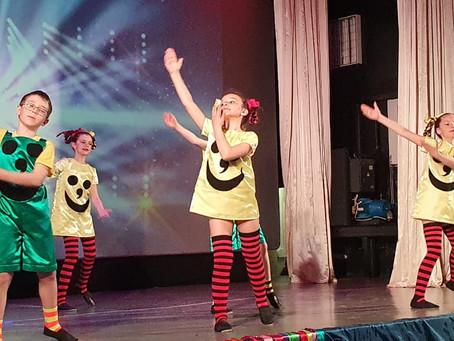 Концерт образцового хореографического коллектива Сахалинской области « БРАВО»