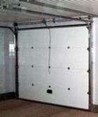 Секционные подъемные ворота