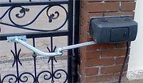 Автоматика для распашных кованых ворот
