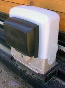 Автоматика для откатных / сдвижных ворот CAME BK2200
