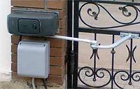 Автоматика для кованных ворот