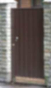 Отдельно стоящая калитка