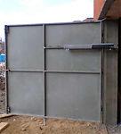 Автоматика для гаражных распашных ворот