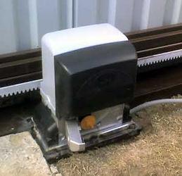 Автоматика для откатных / сдвижных ворот CAME BX 74