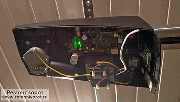 Автоматика для секционных гаражных ворот CAME VER10