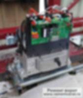 Автоматика для откатных / свижных ворот CAM BX-608AGS
